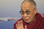 His Holiness the XIVth Dalai Lama