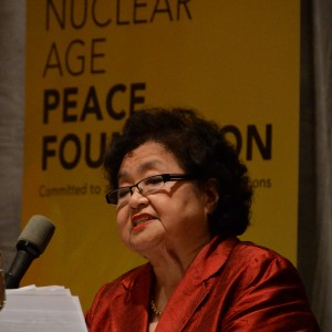 Image result for Setsuko Thurlow