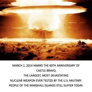 Castle Bravo Nuclear Explosion