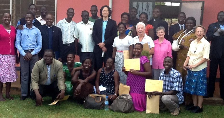 Peace Leadership Training in Uganda