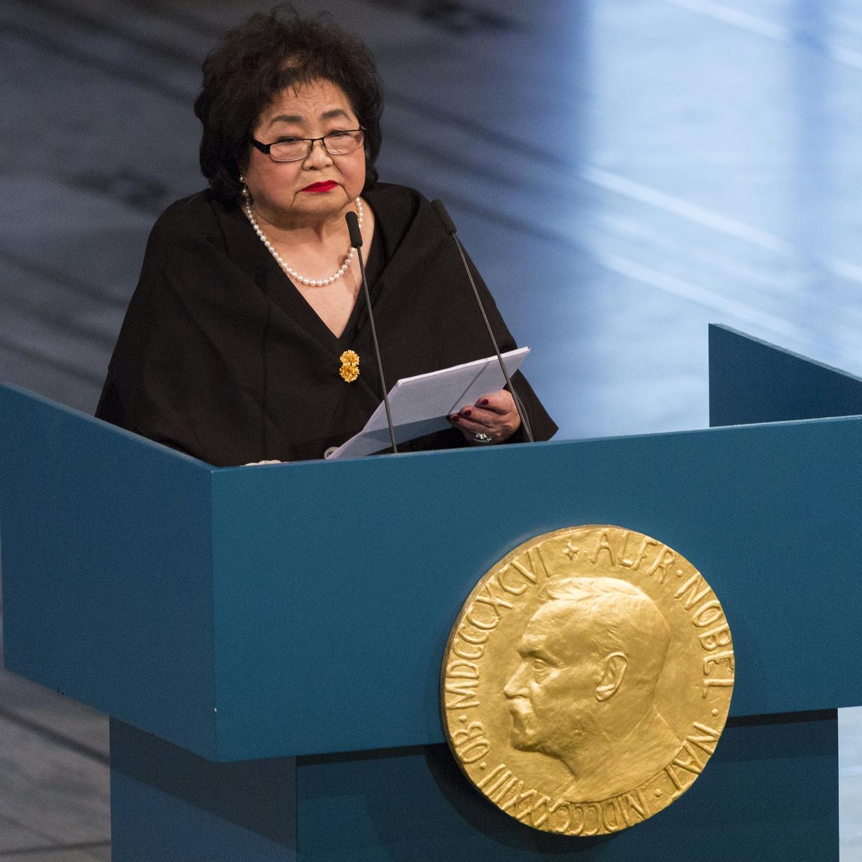 Setsuko Thurlow: Nobel Peace Prize Acceptance Speech