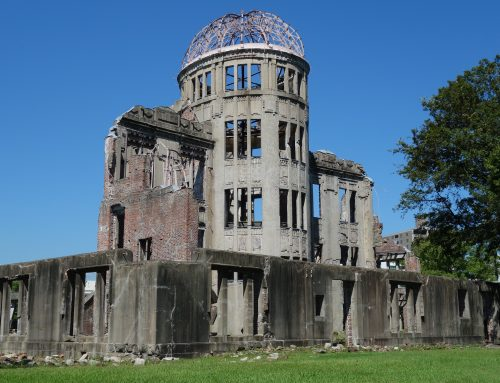 With Nukes Back as a Global Danger, Time to Remember Hiroshima