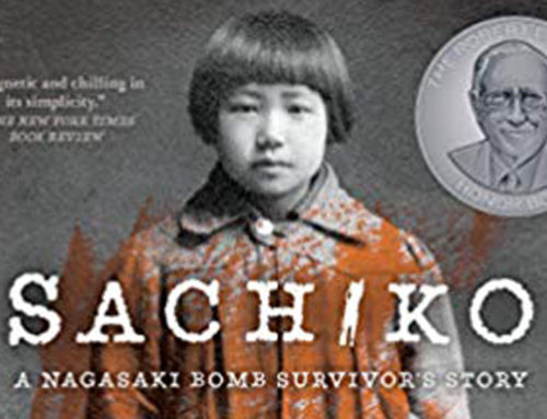 Award-Winning Author on Nagasaki Bombing, Nuclear Abolition, and Peace Literacy