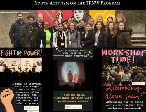 Youth Activism on the TPNW Program