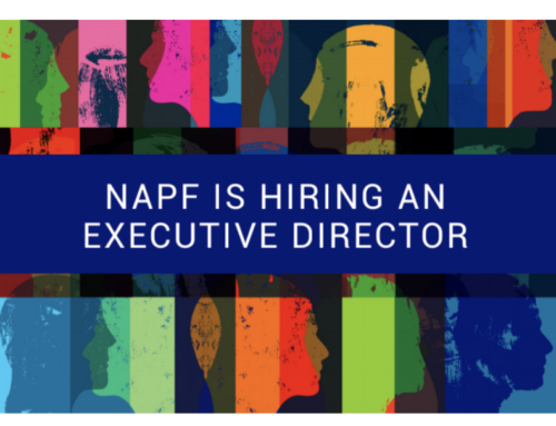 NAPF IS HIRING A NEW PRESIDENT